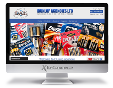 Dunlop Agencies Exchequer Ecommerce