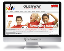 Glenway Trophies Exchequer Ecommerce